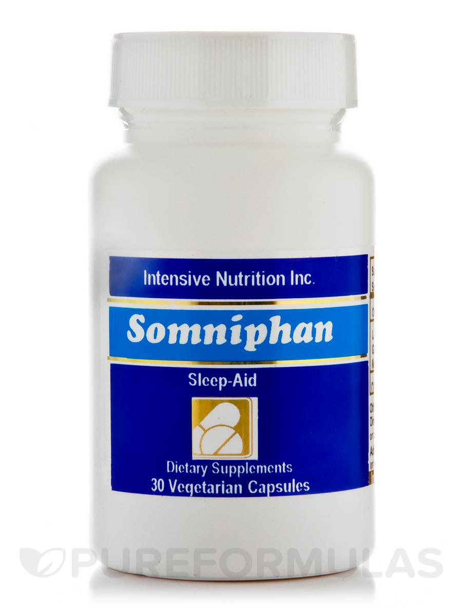 Somniphan - 30 Vegetarian Capsules