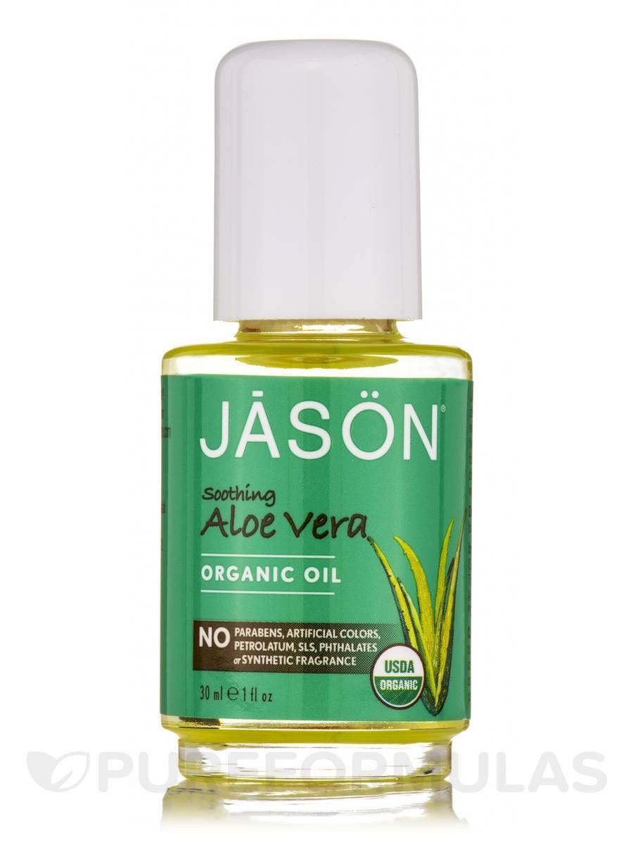 Jason Natural Aloe Vera Organic Oil