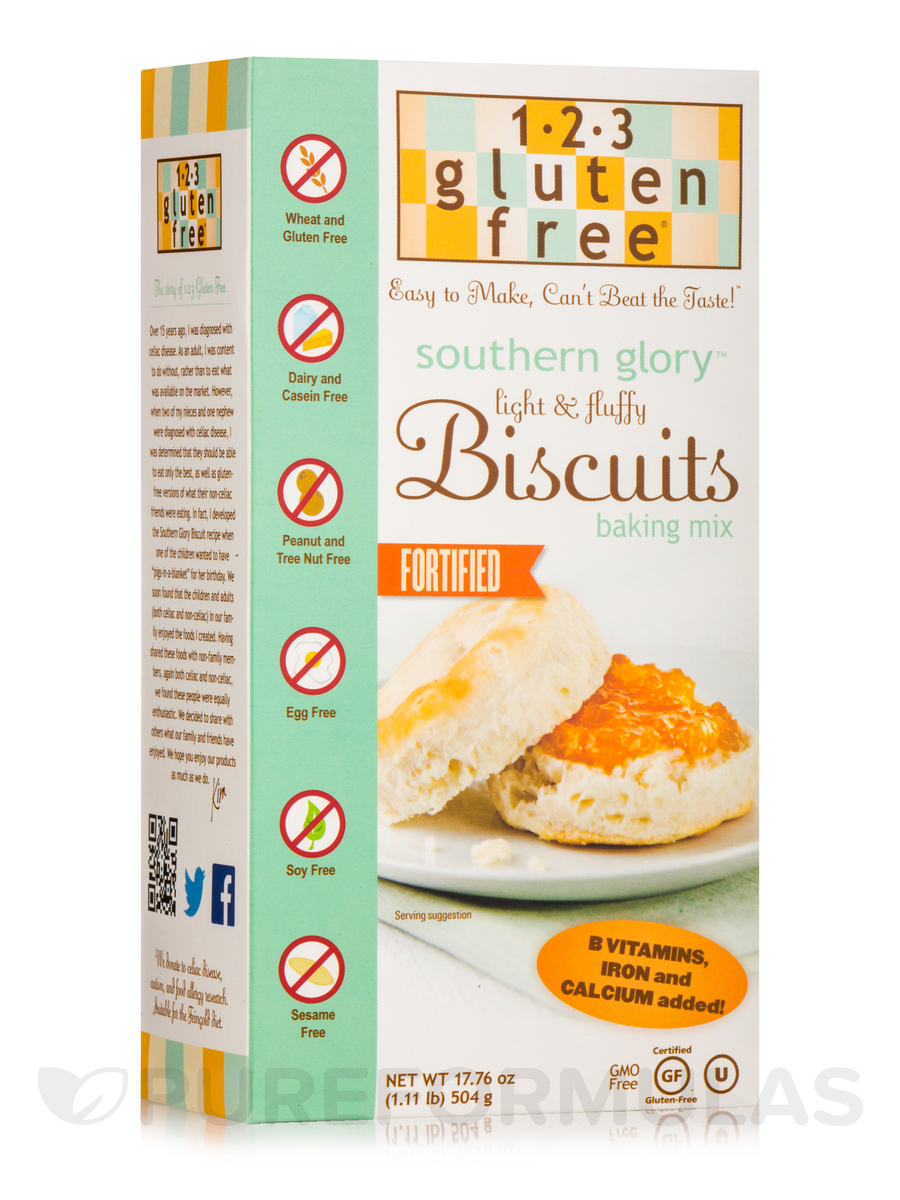 Southern Glory Biscuit Mix - 17.76 oz (504 Grams)