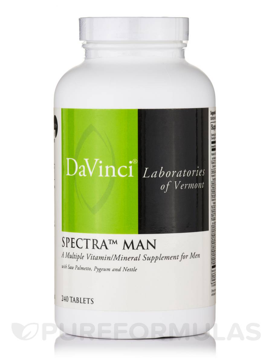 Spectra™ Man - 240 Tablets