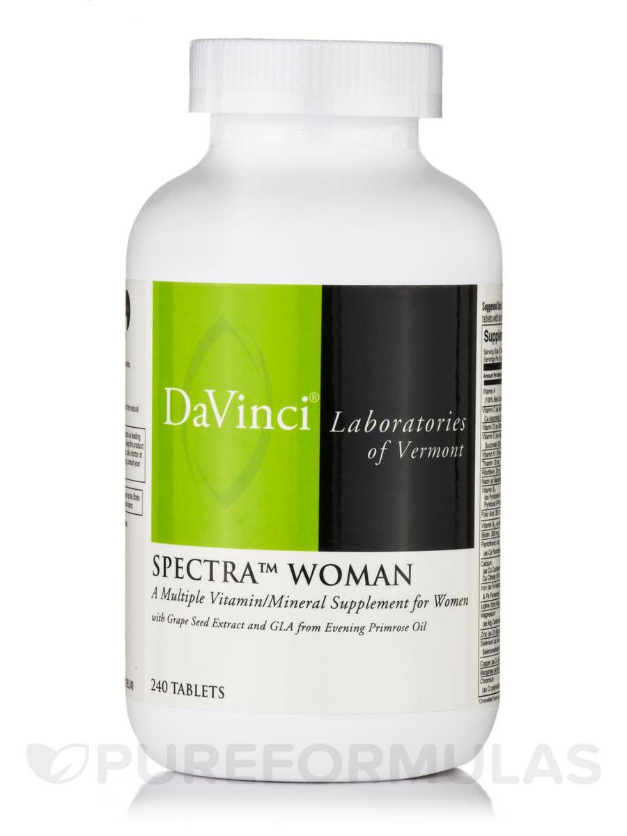 Spectra™ Woman - 240 Tablets