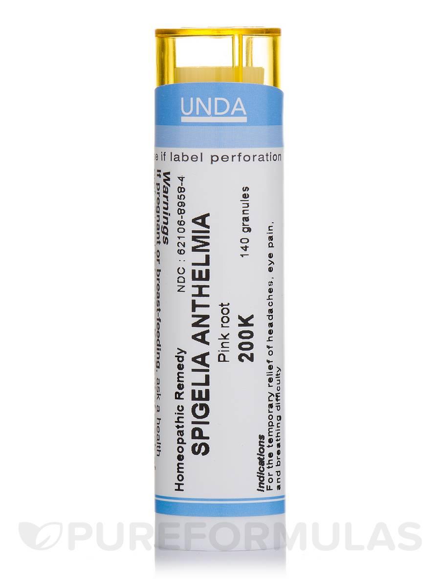 Spigelia Anthelmia 200K - 140 Granules (5.5g)
