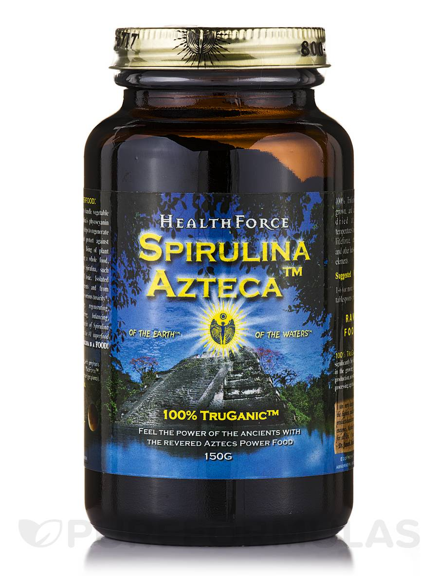 Spirulina Azteca™ Powder - 150 Grams