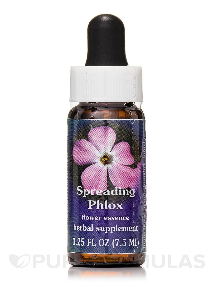 Spreading Phlox Dropper - 0.25 fl. oz (7.5 ml)