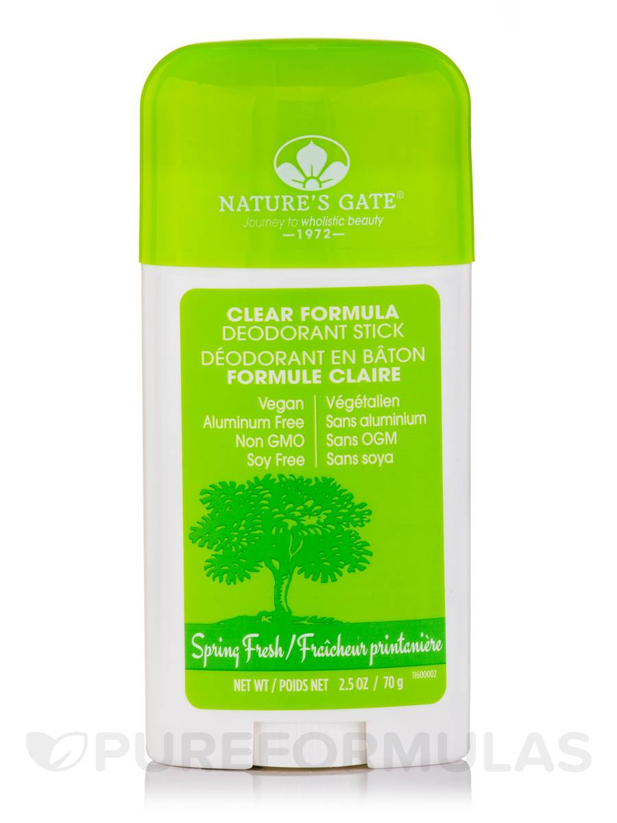 Spring Fresh Deodorant Stick - 2.5 oz (70 Grams)