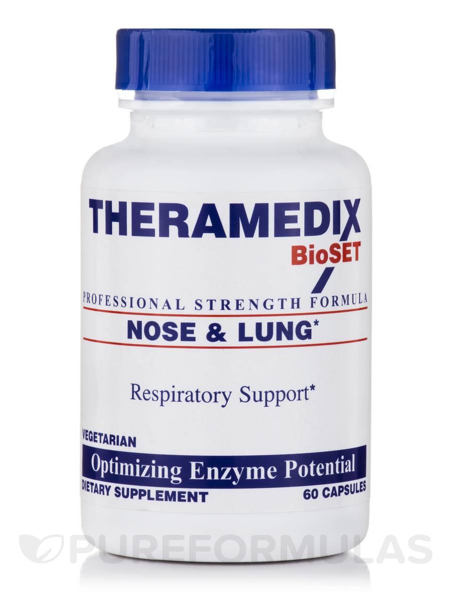 Nose & Lungs - 30 Capsules