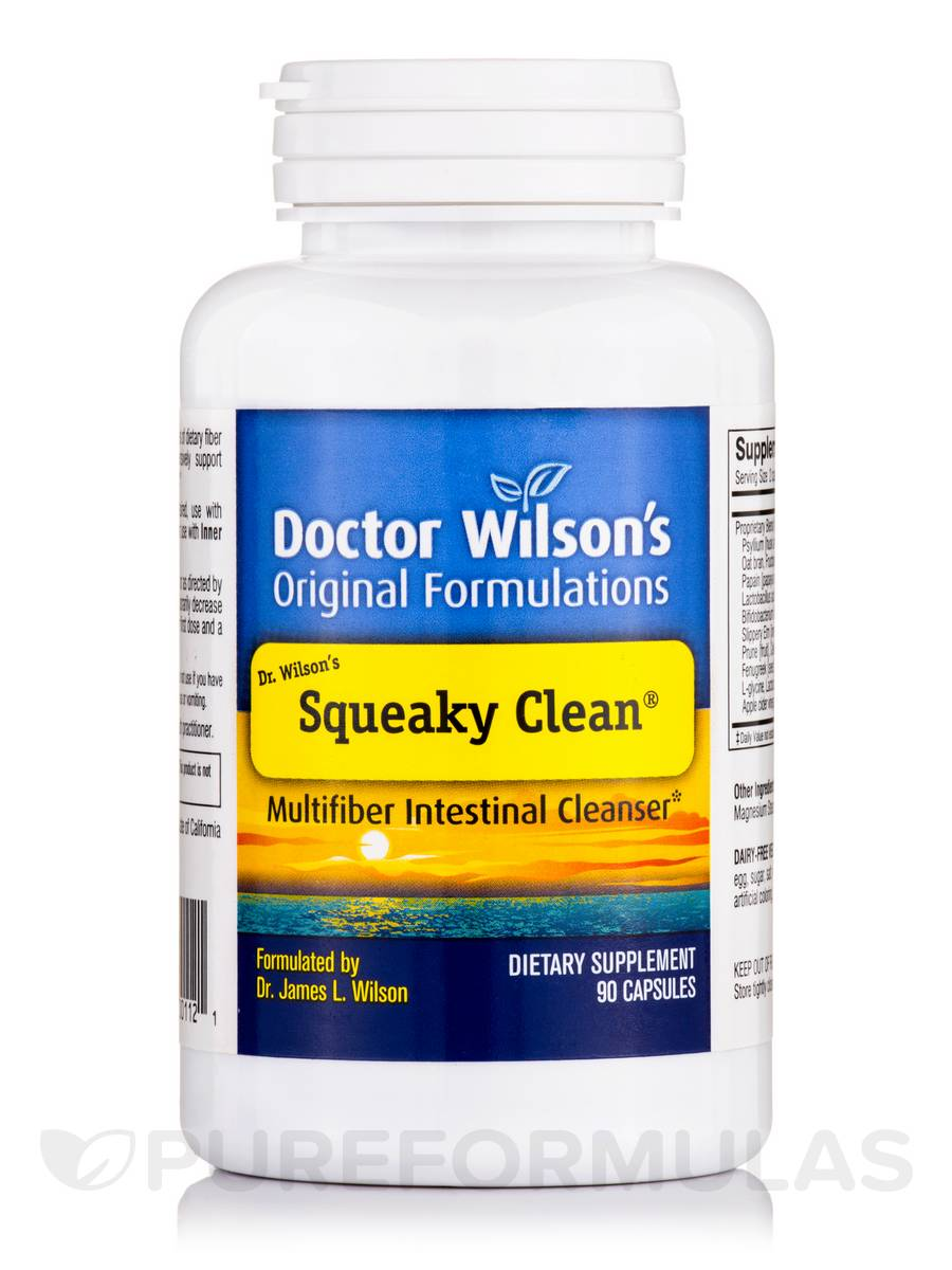 Squeaky Clean® - 90 Capsules