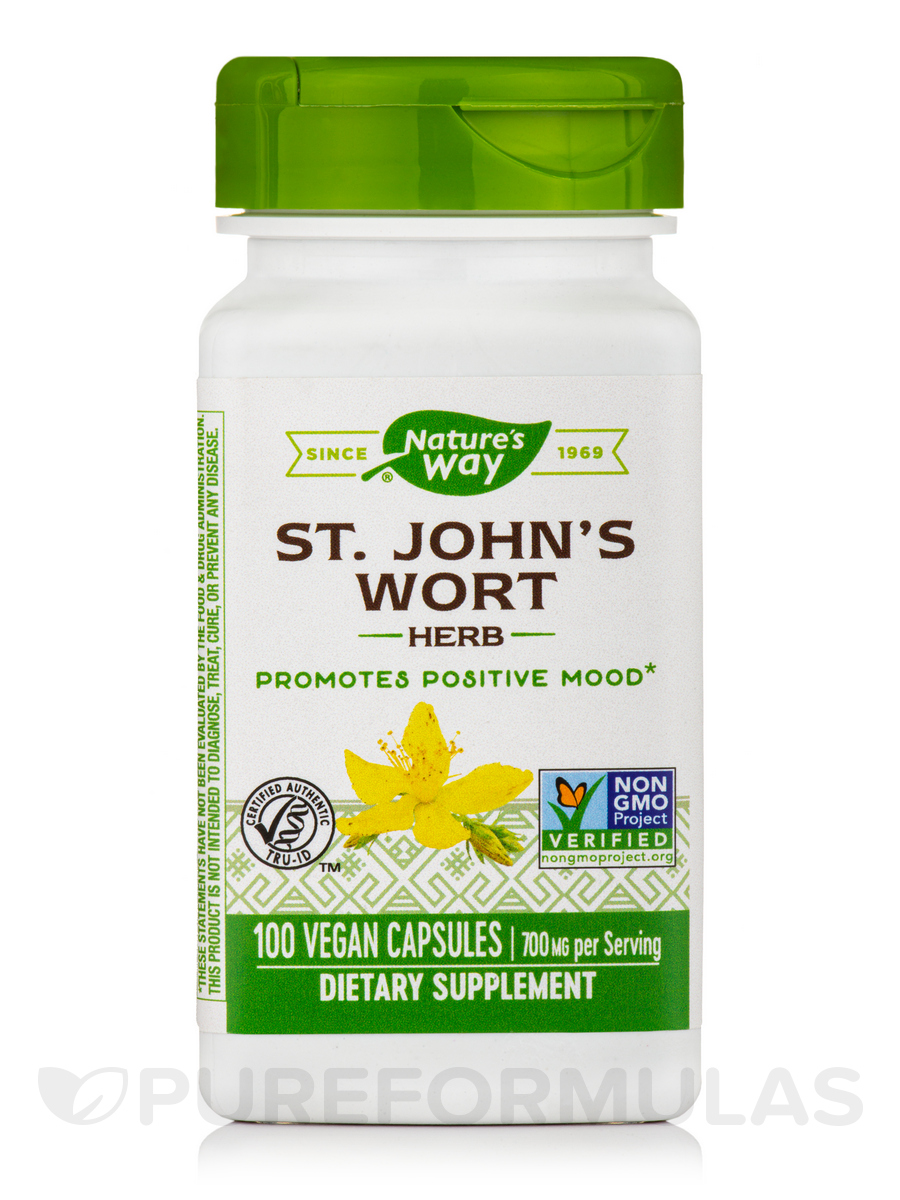 St Johns Wort Natures Way