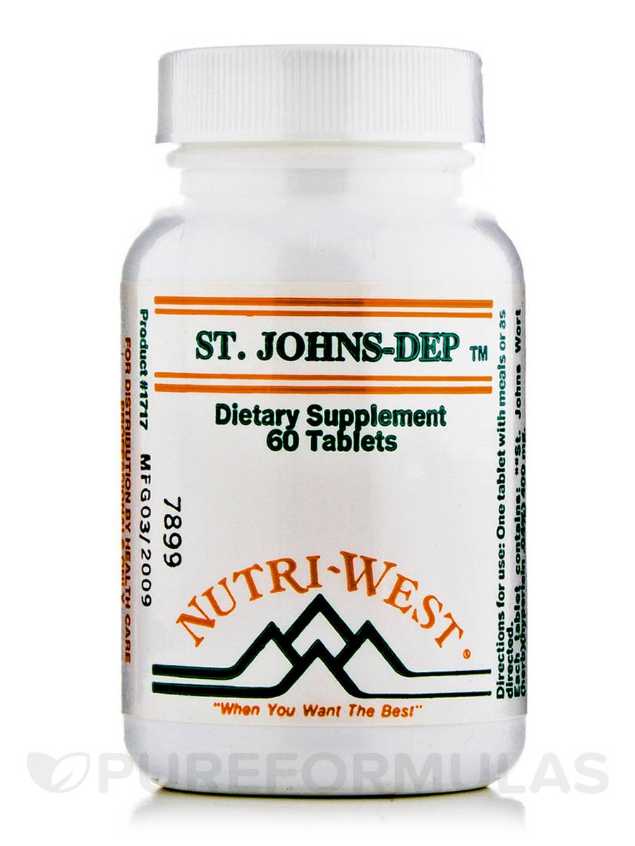 St. John's-DEP - 60 Tablets