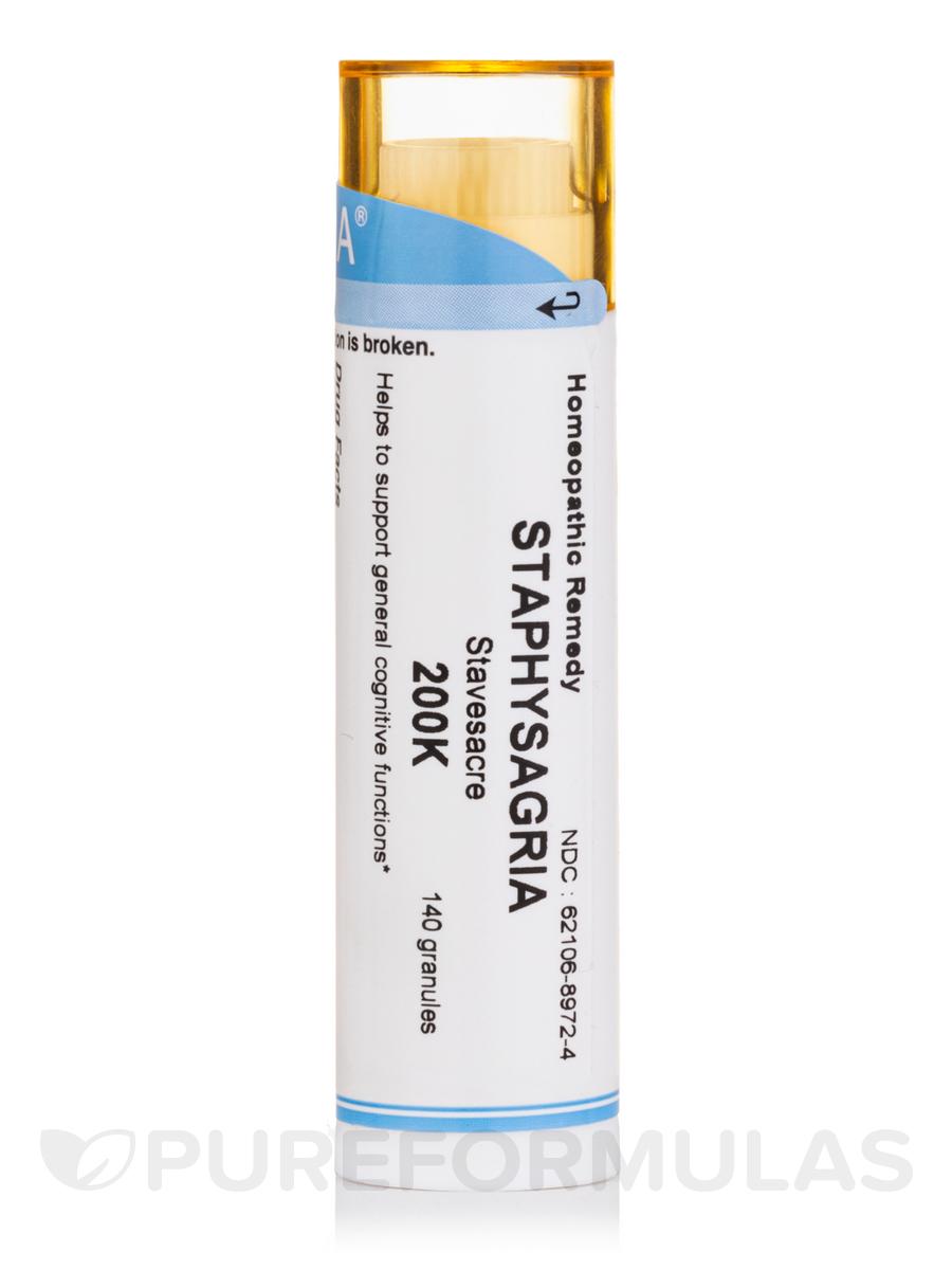 Staphysagria 200K - 140 Granules (5.5g)
