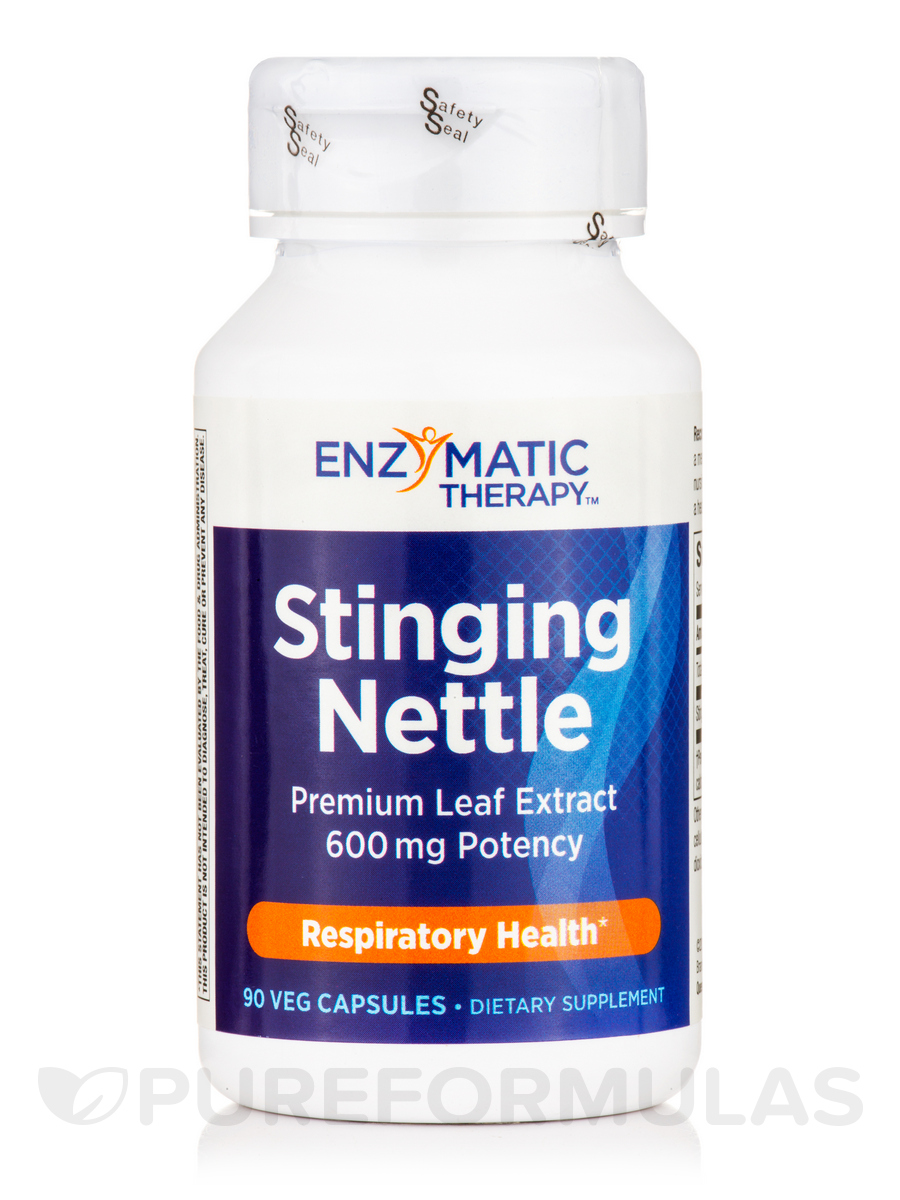 Stinging Nettle Leaf Extract - 90 Vegetable Capsules