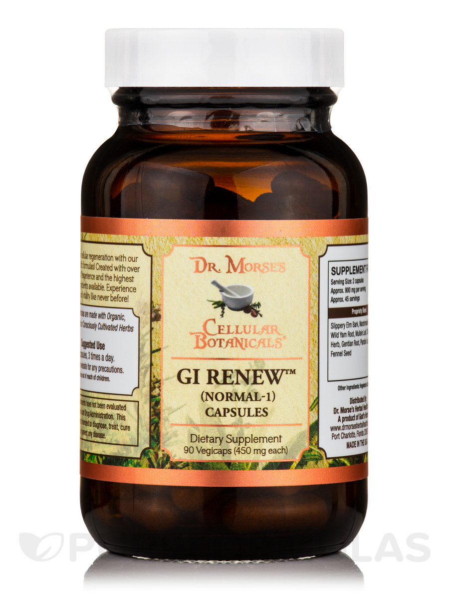 GI Renew™ 450 mg (Normal-1) - 90 Vegicaps