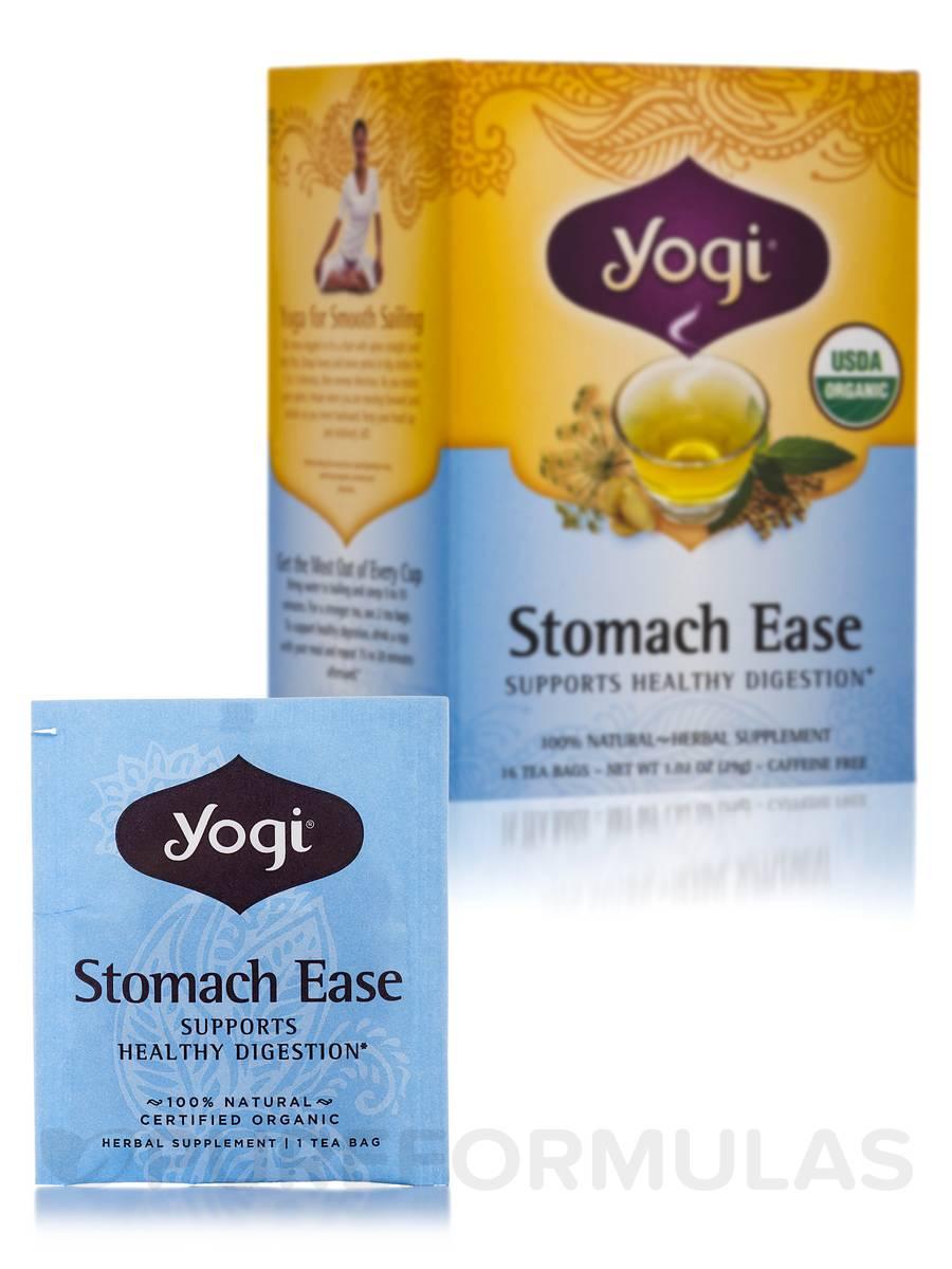 Stomach Ease Tea - 16 Tea Bags