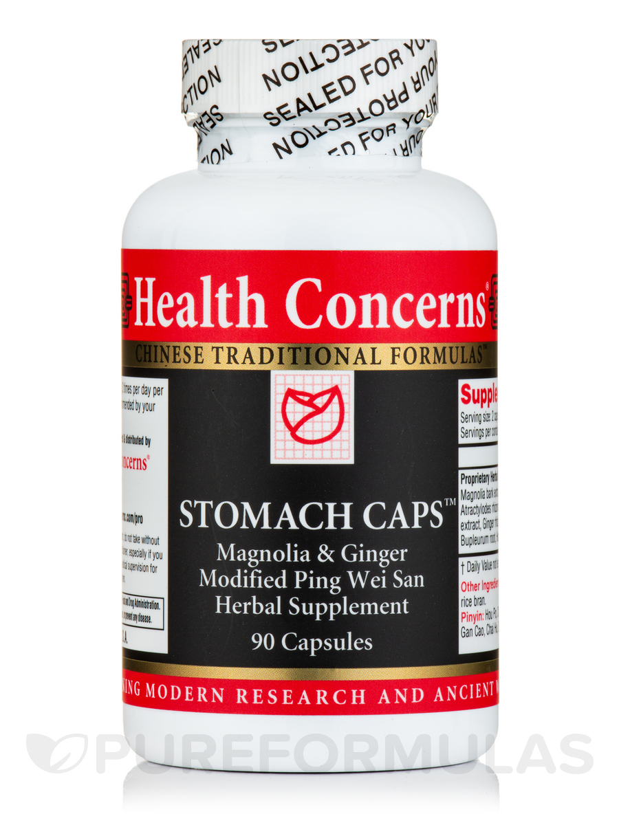 Stomach Tabs - 90 Tablets