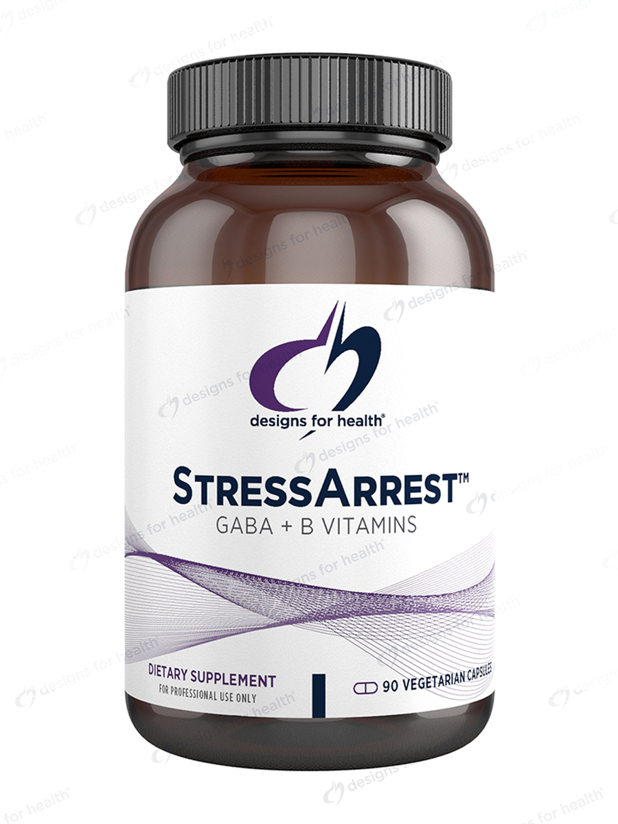 StressArrest - 90 Vegetarian Capsules