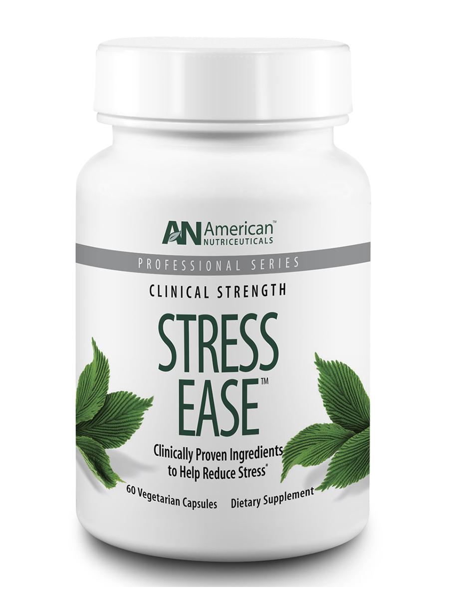 Stress Ease™ - 60 Vegetarian Capsules