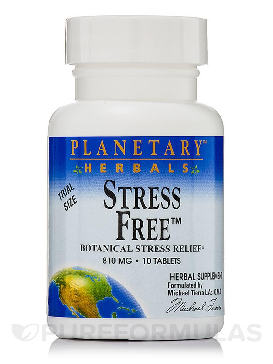 Stress Free 810 mg - 10 Tablets