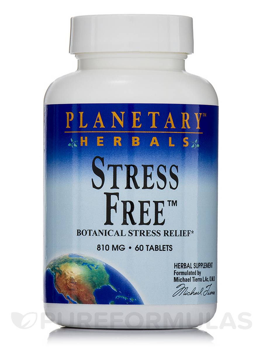 Stress Free 810 mg - 60 Tablets