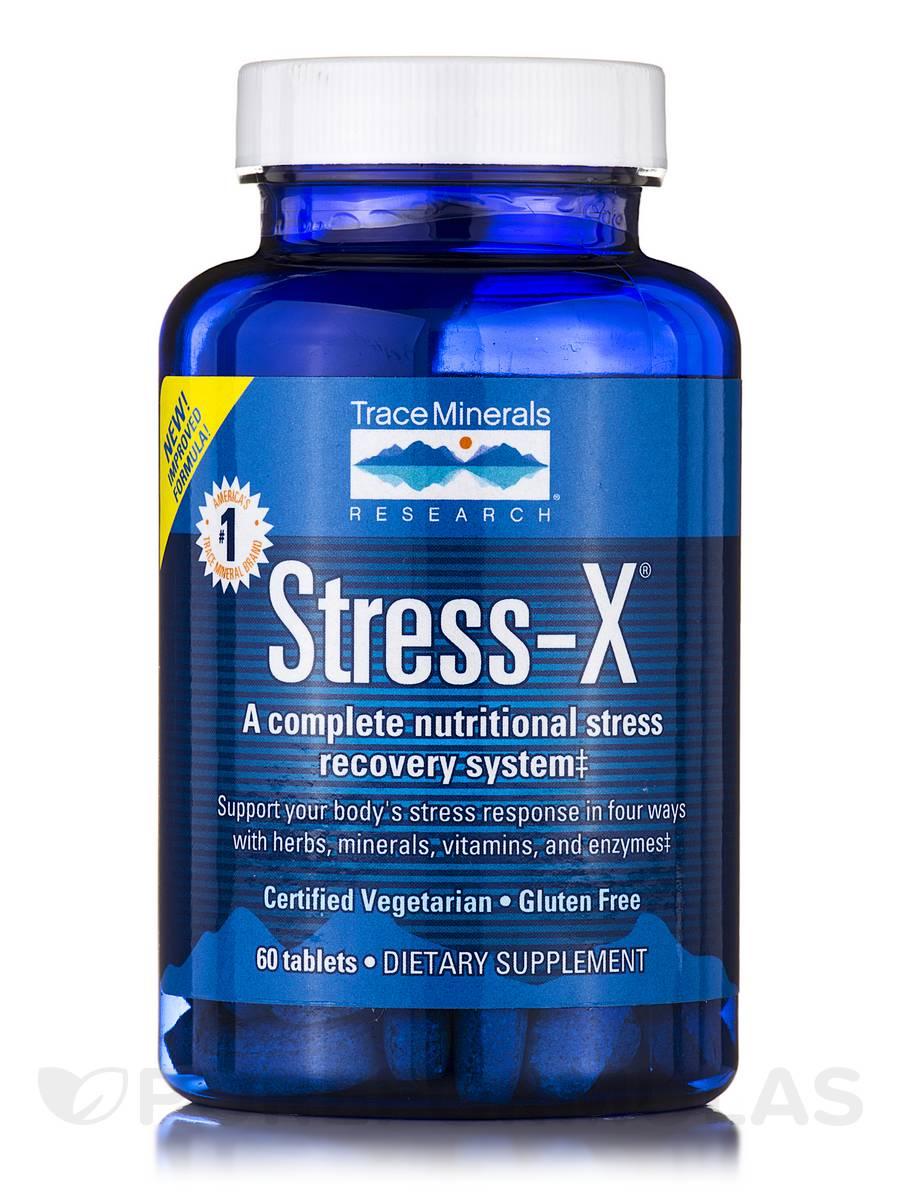 Stress-X - 60 Tablets