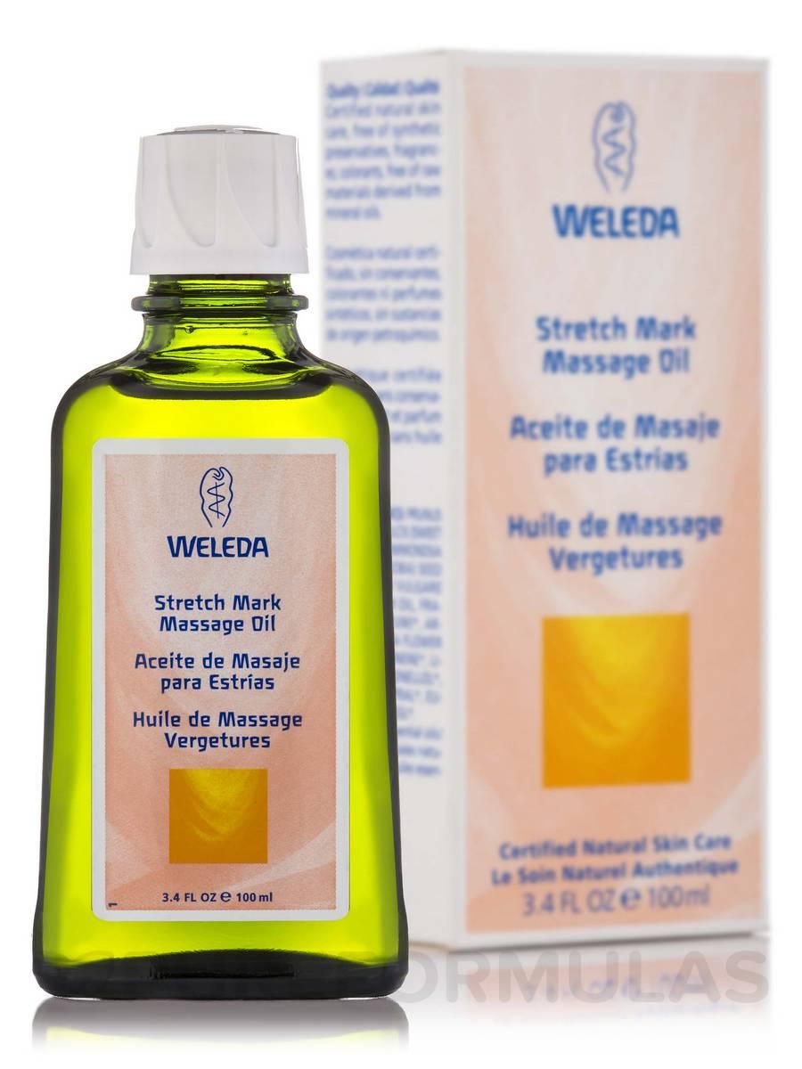 Stretch Mark Massage Oil - 3.4 fl. oz (100 ml)