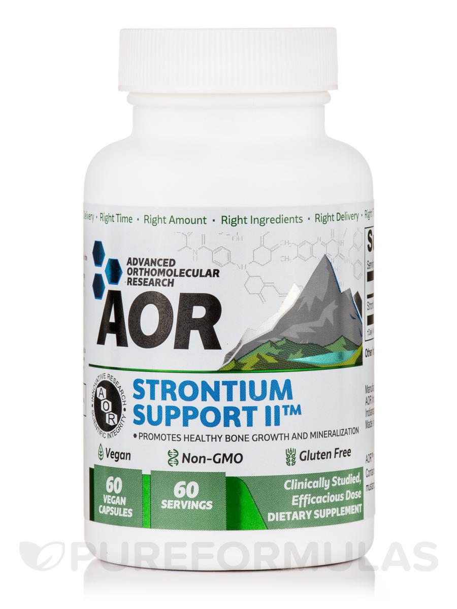 Strontium Support II™ - 60 Vegi-Caps