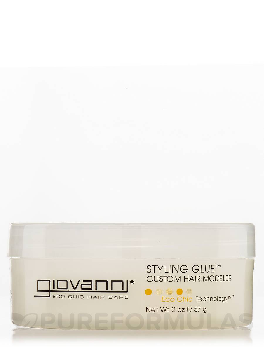Styling Glue Custom Hair Modeler - 2 oz (57 Grams)