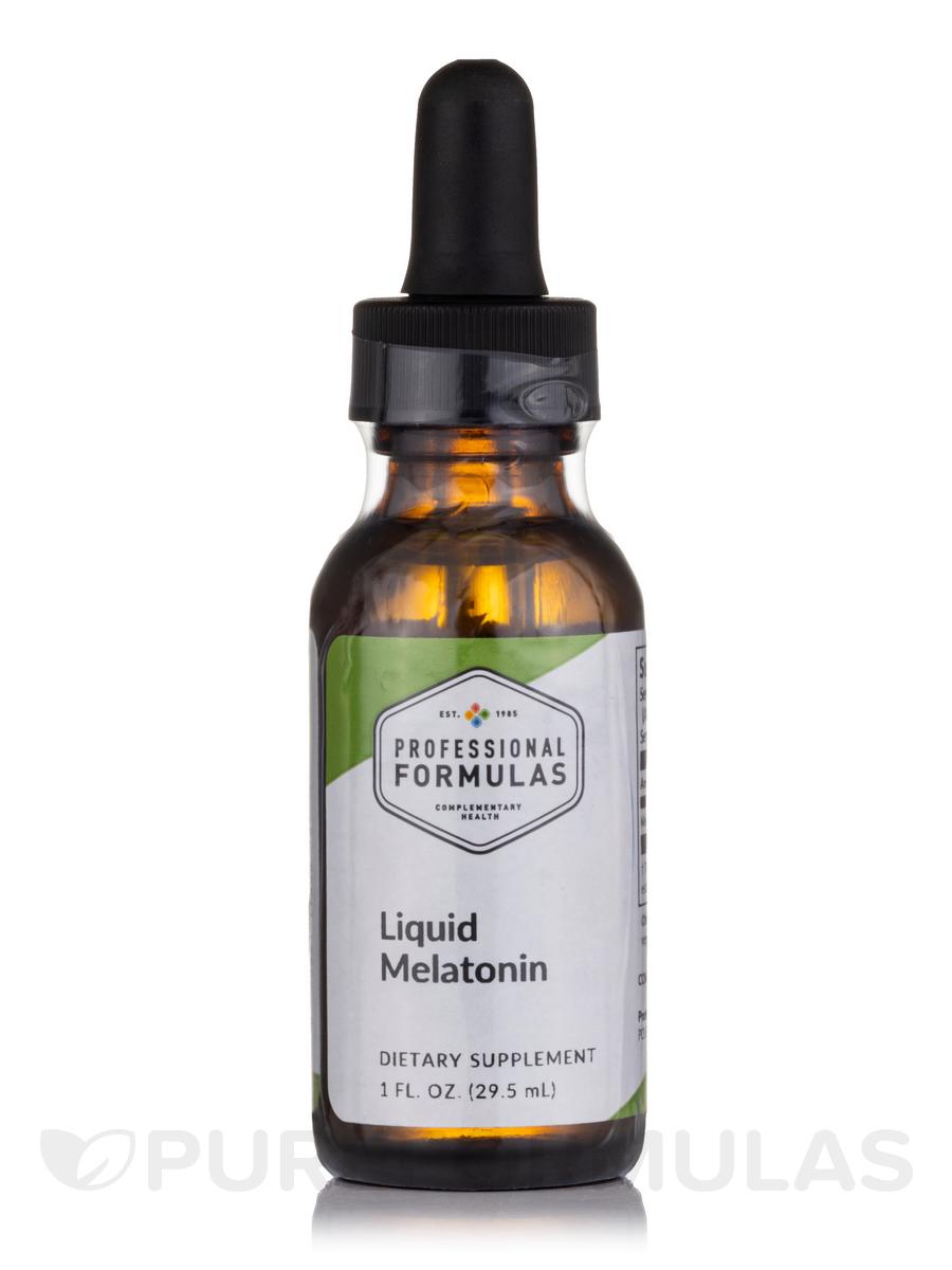 Liquid Melatonin - 1 fl. oz (29.5 ml)