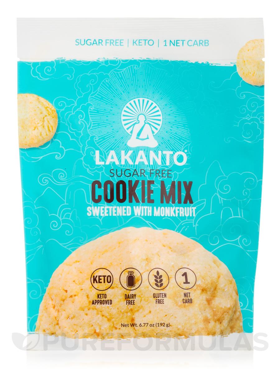 Sugar-Free Cookie Mix - 6.77 oz (192 Grams)
