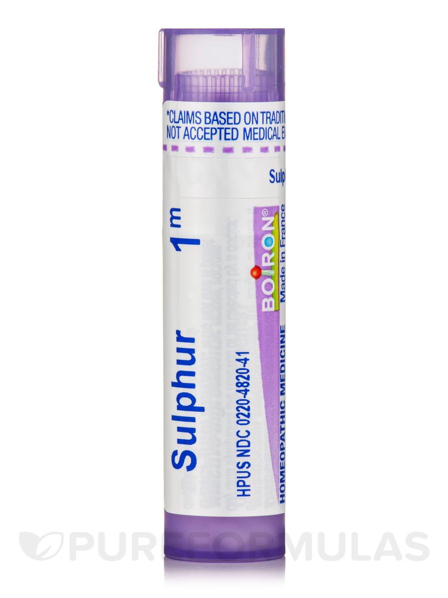 Sulphur 1m
