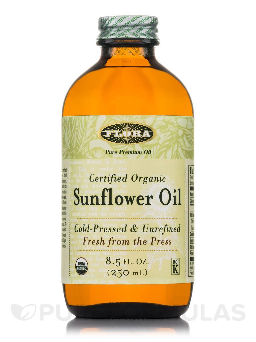 Sunflower Oil - 8.5 fl. oz (250 ml)