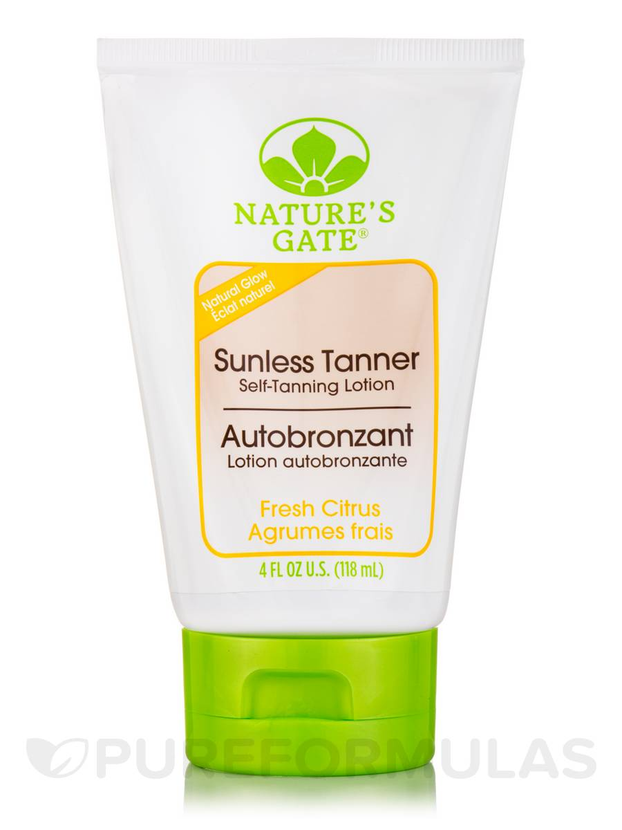 Sunless Tanner - 4 fl. oz (118 ml)