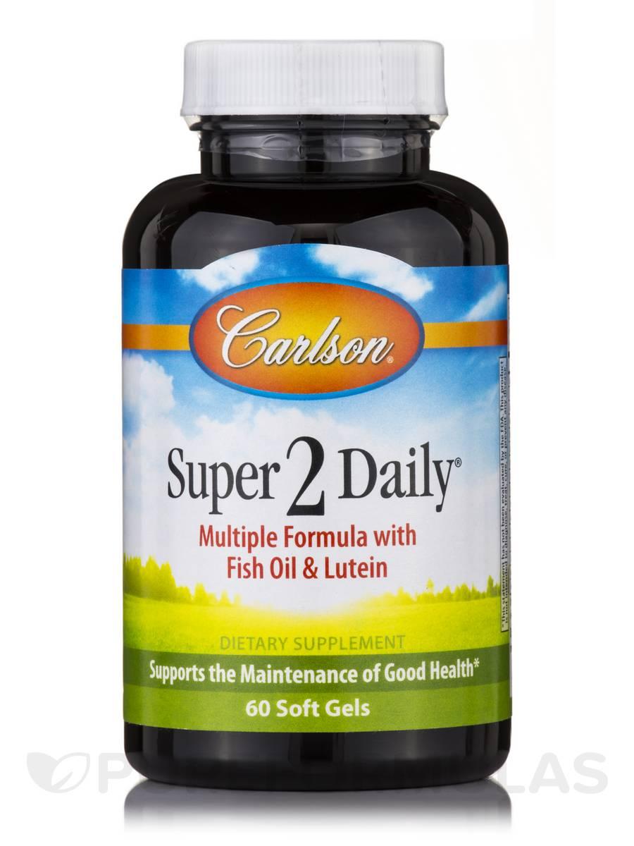 Super 2 Daily - 60 Soft Gels