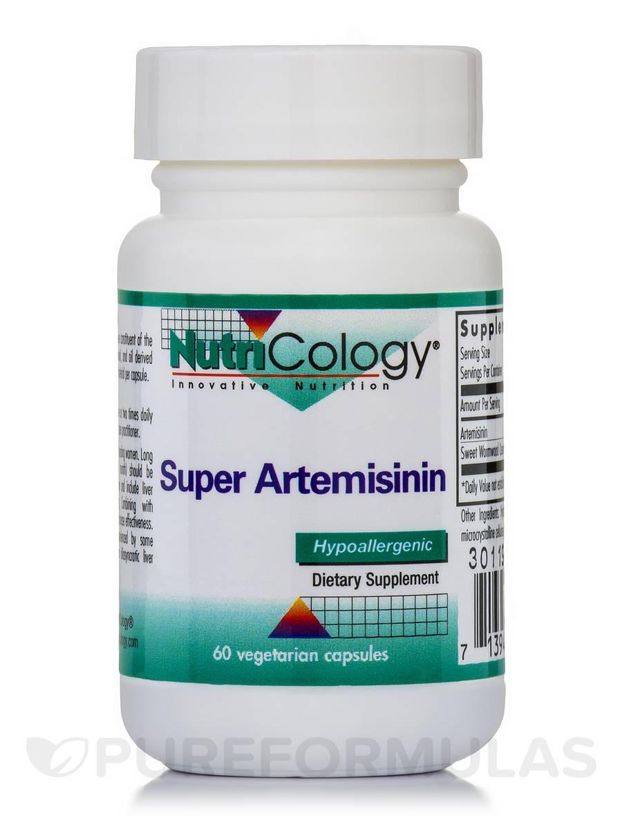 Super Artemisinin - 60 Vegetarian Capsules
