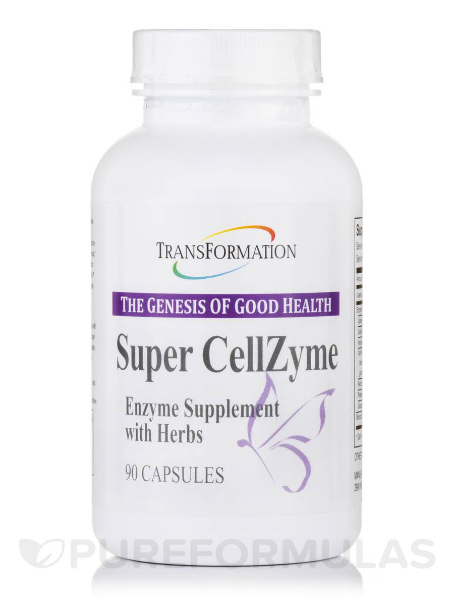 Super CellZyme - 90 Capsules