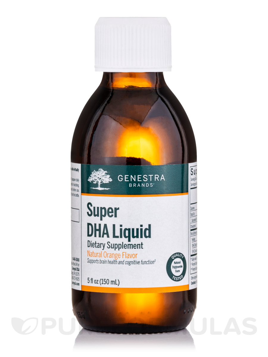 Super DHA Liquid - 5 fl. oz (150 ml)