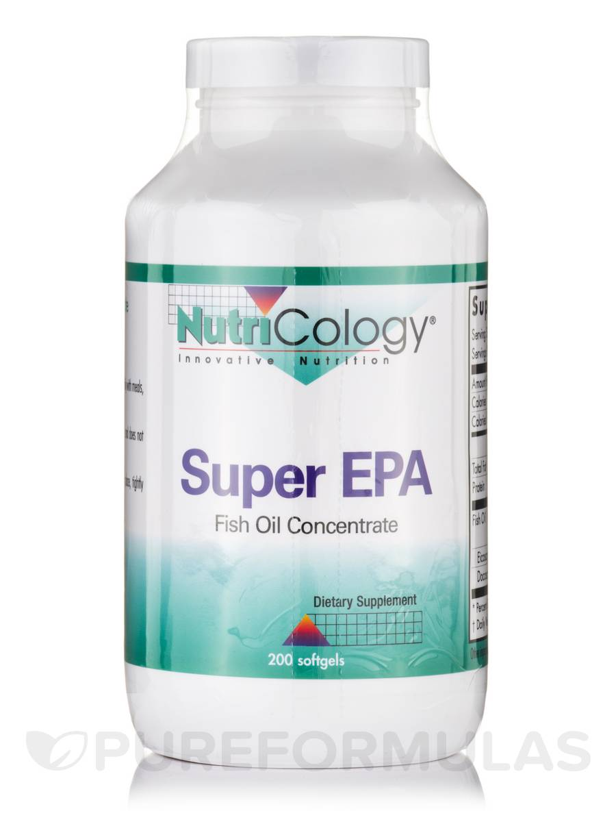 Super EPA - 200 Softgels