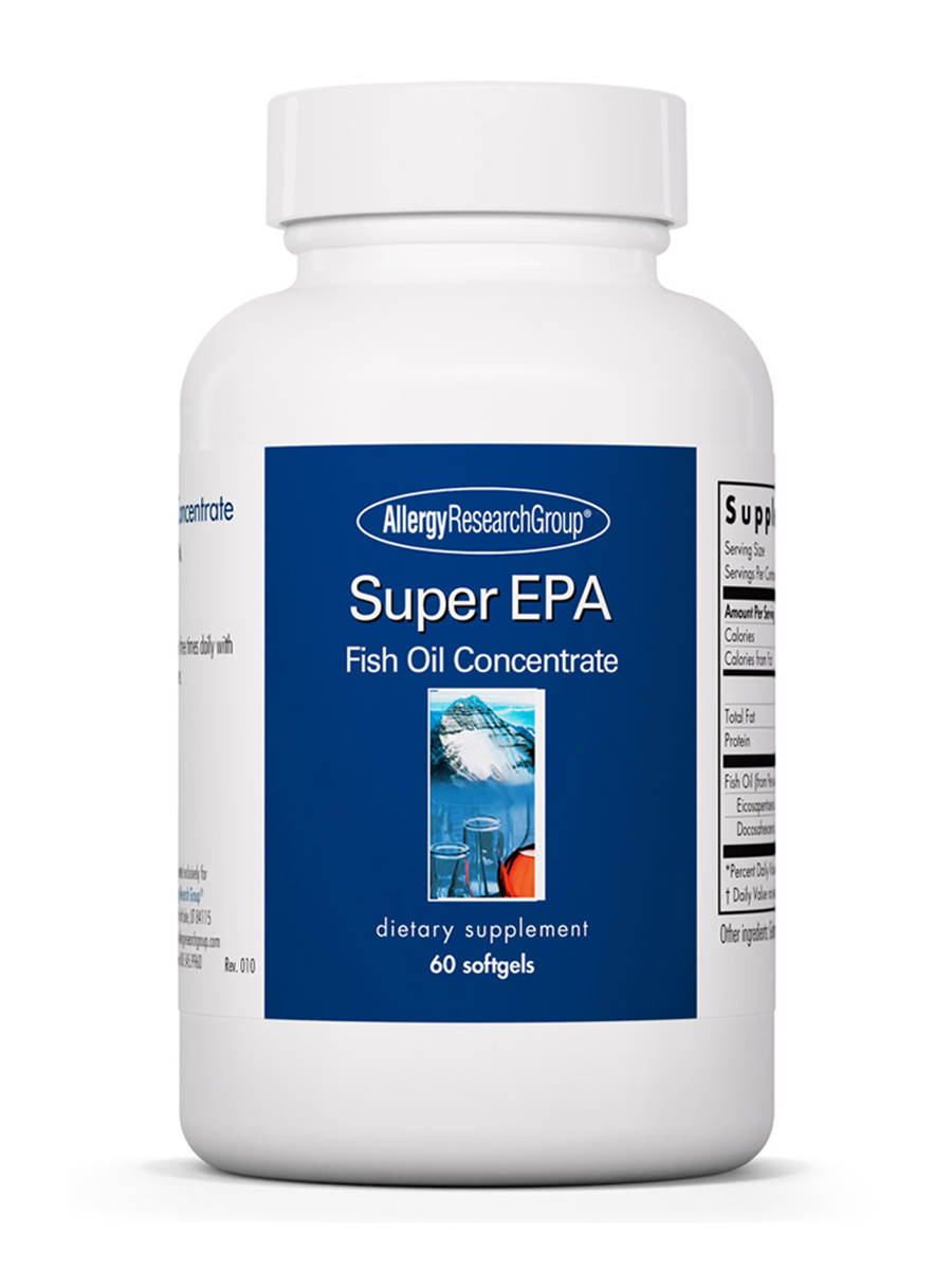 Super EPA Fish Oil Concentrate - 60 Softgels