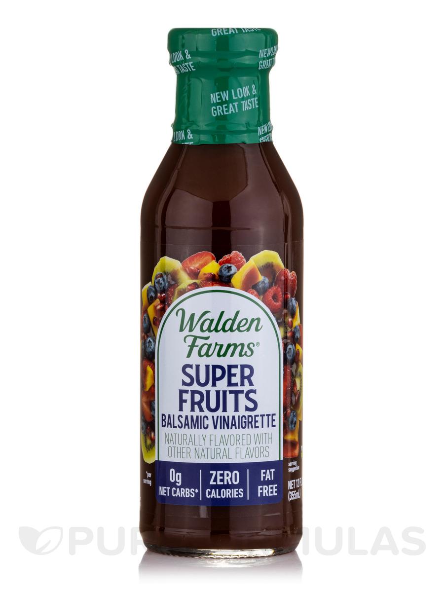 Super Fruits Balsamic Vin. Salad Dressing - 12 fl. oz (355 ml)