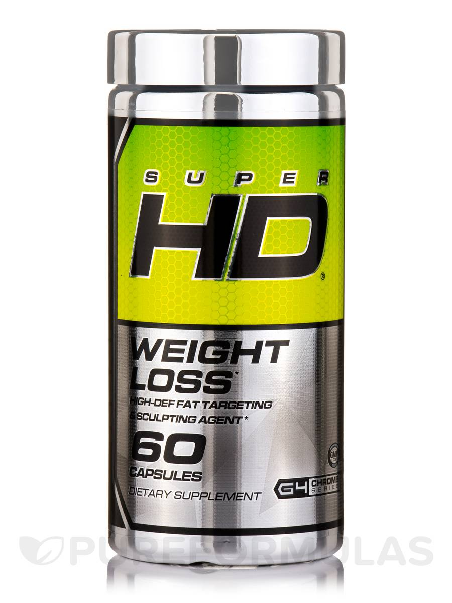 Super HD Weight Loss - 60 Capsules