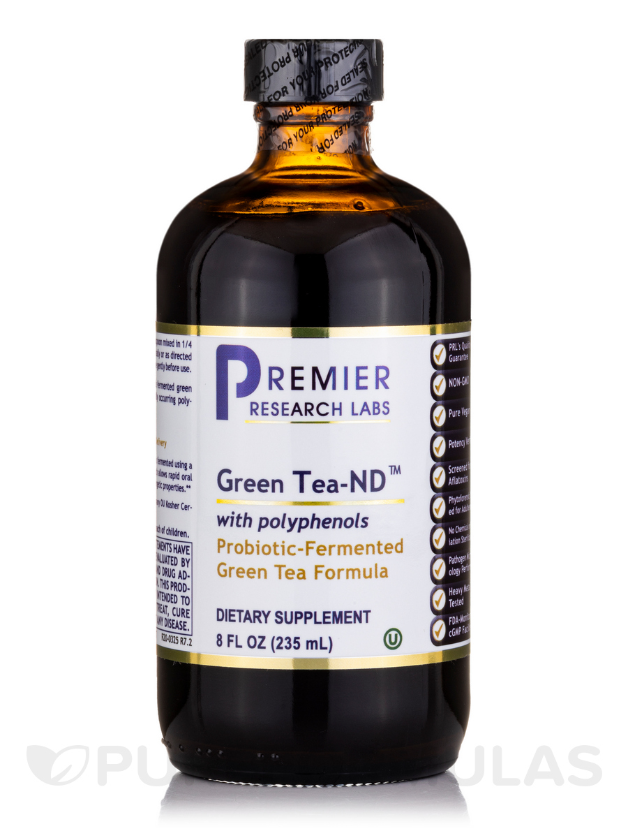 Green Tea-ND - 8 fl. oz (237 ml)