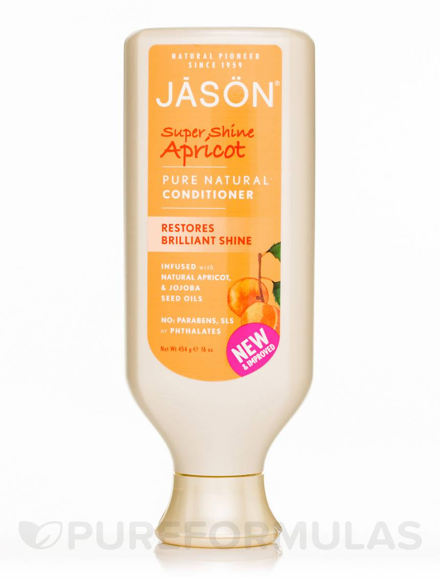 Super Shine Apricot Conditioner - 16 oz (454 Grams)
