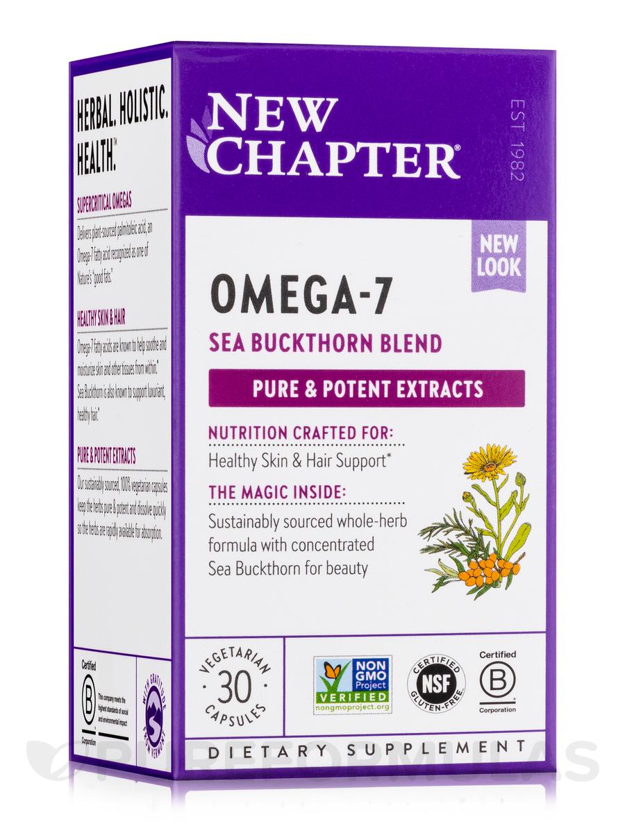 Supercritical Omega-7 - 30 Vegetarian Capsules