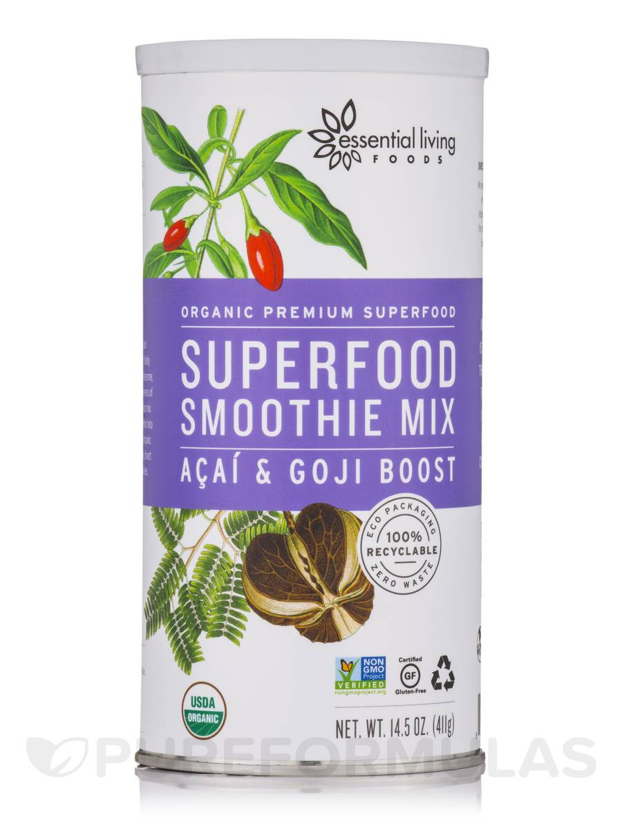 Essential Living Foods Superfood Smoothie Mix Reviews