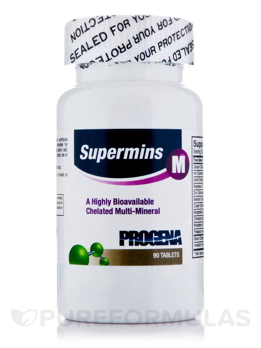 Supermins - 90 Tablets