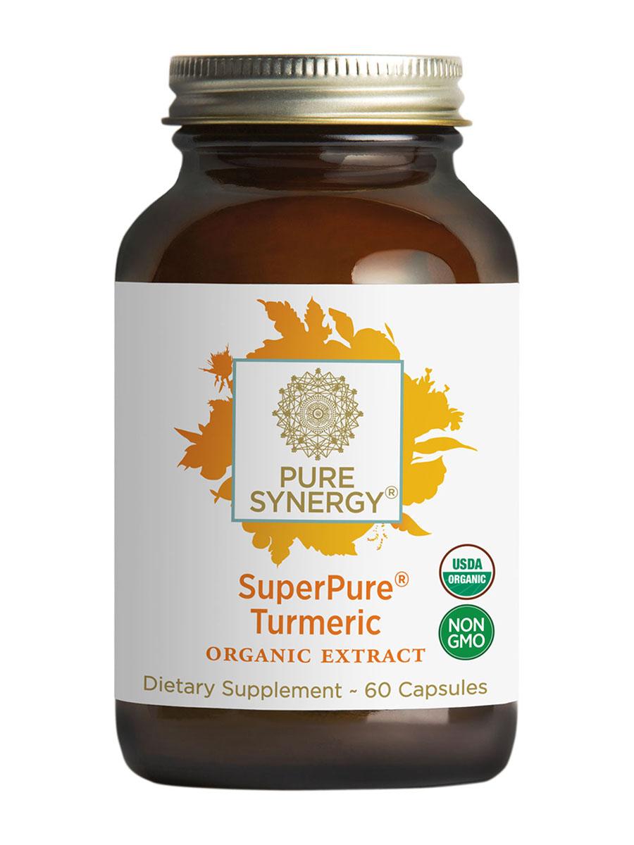 SuperPure® Turmeric Extract - 60 Capsules