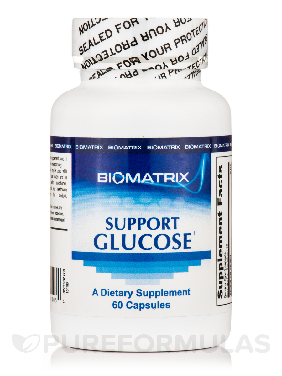Support Glucose - 60 Capsules