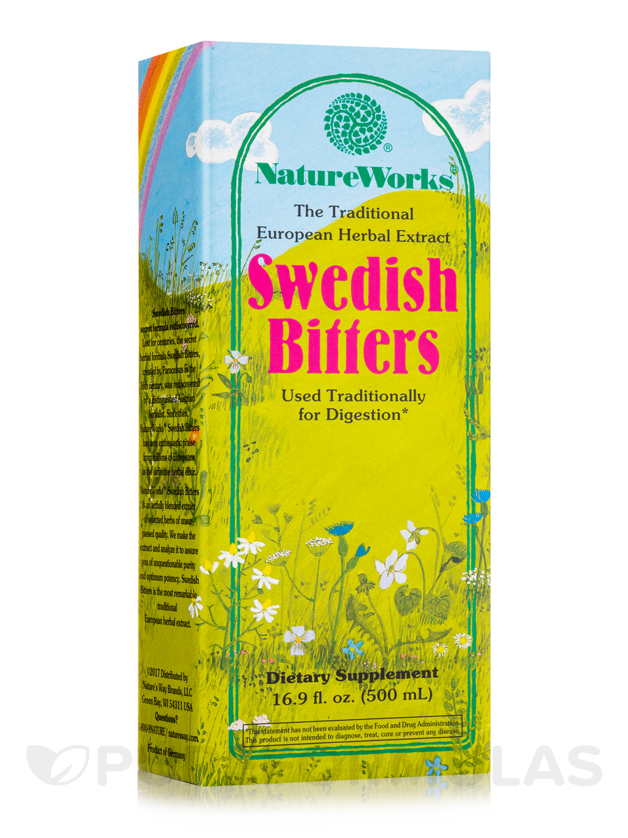 Swedish Bitters - 16.9 fl. oz (500 ml)