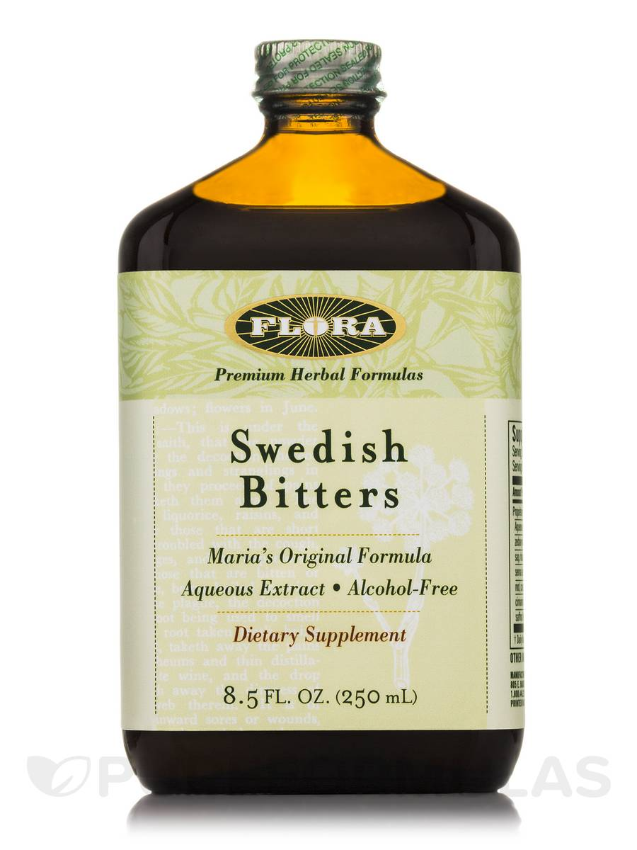 Swedish Bitters Alcohol-Free - 8.5 fl. oz (250 ml)