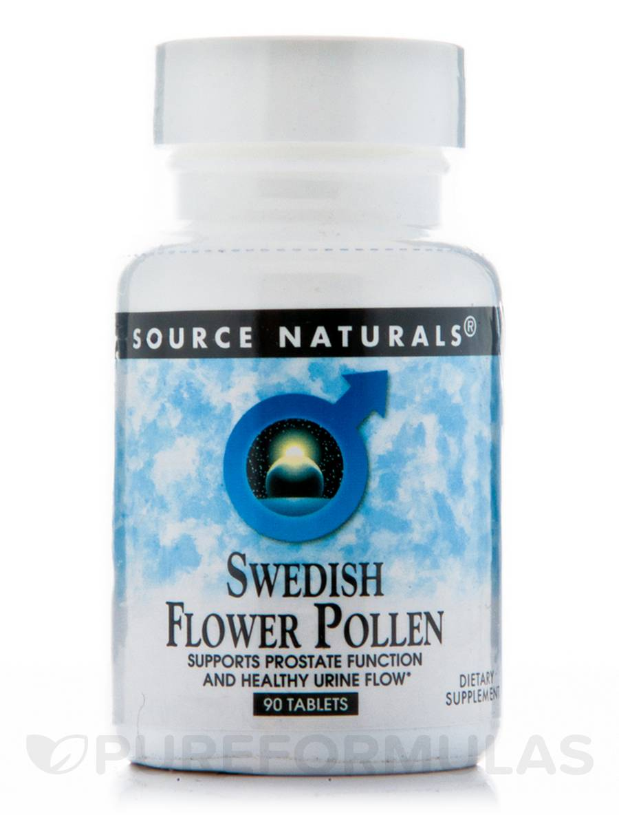 Swedish Flower Pollen Extract - 90 Tablets