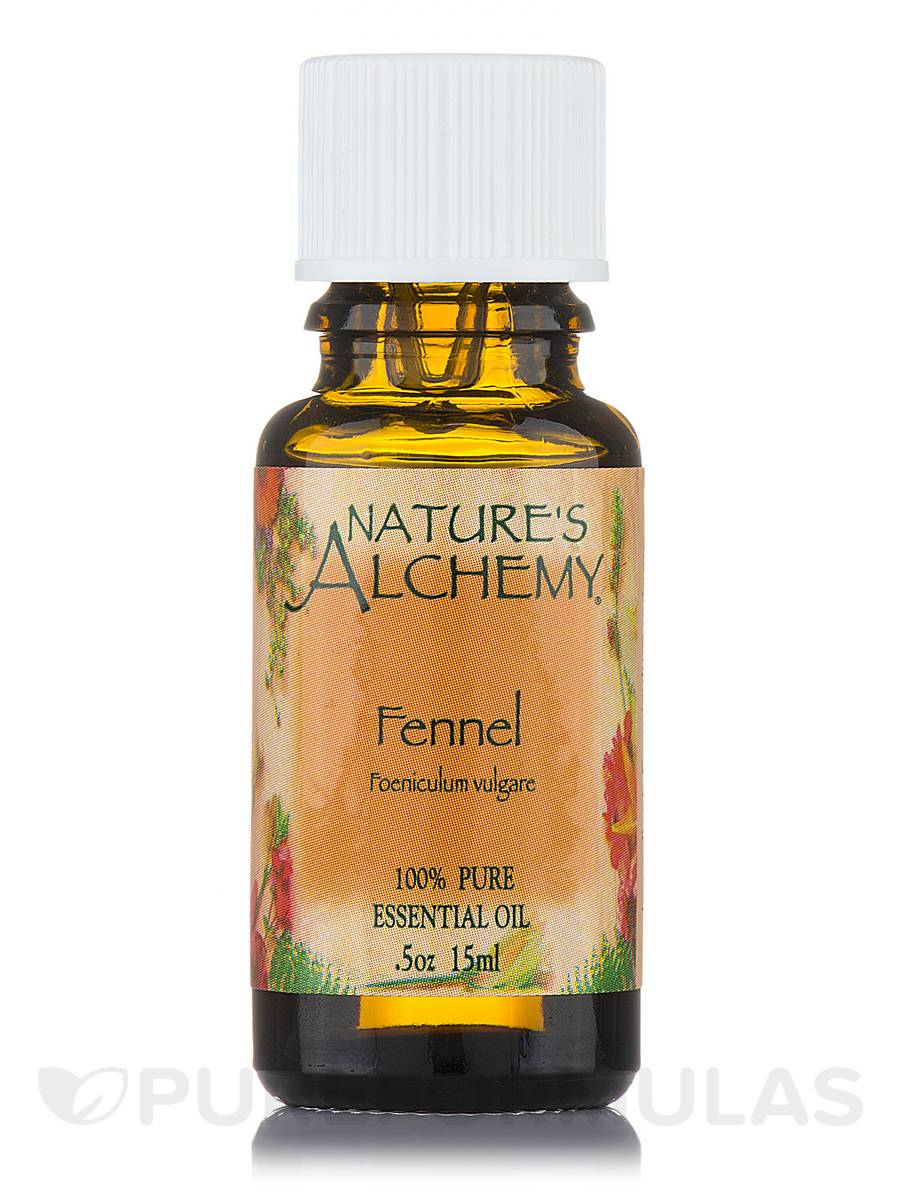 Sweet Fennel Essential Oil - 0.5 oz (15 ml)